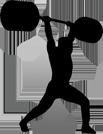 Trener I Klasy Podnoszenia Ciężarów